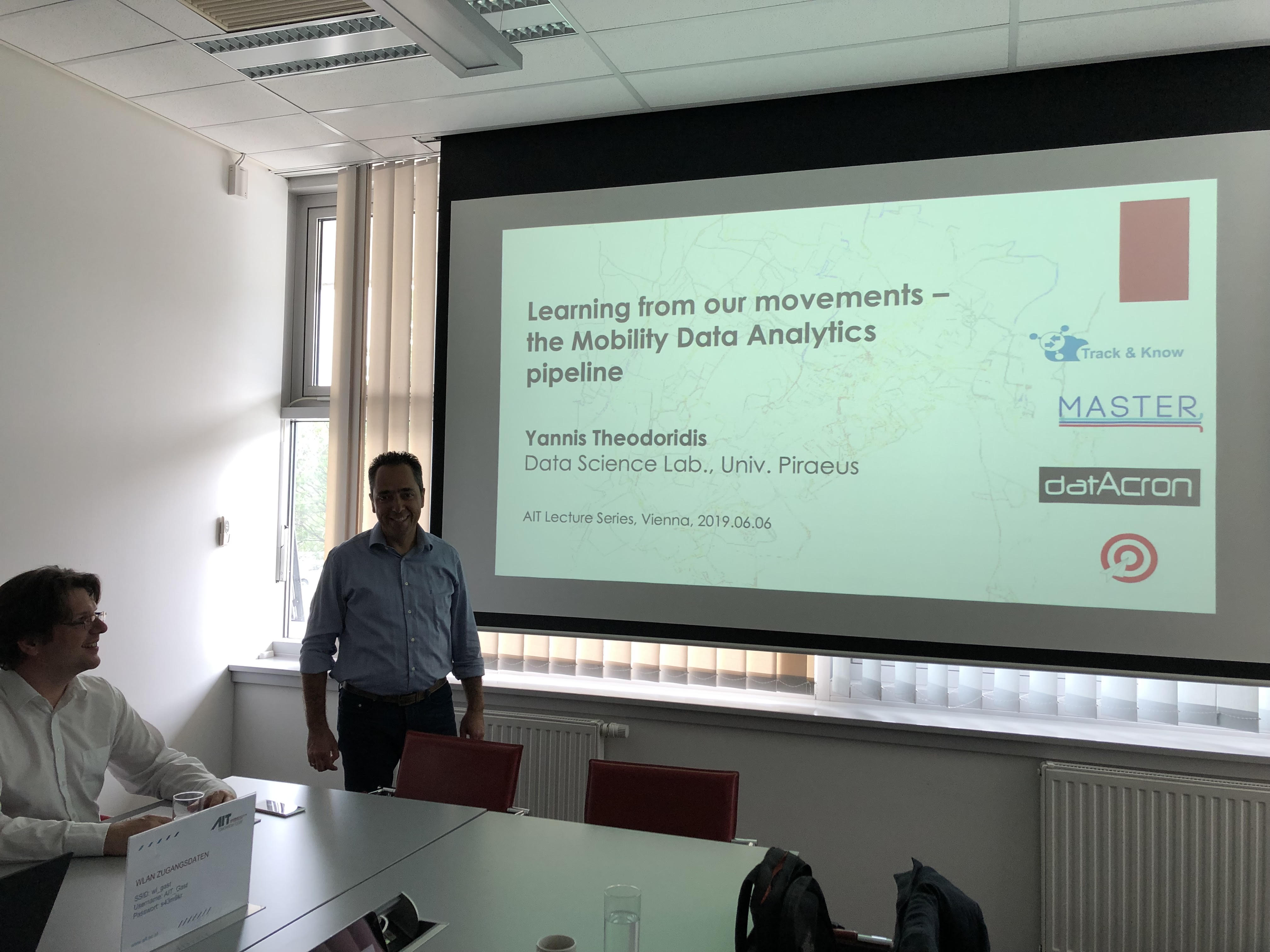 Lecture Prof. Yannis