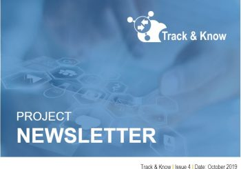 4th Track & Know newsletter online now