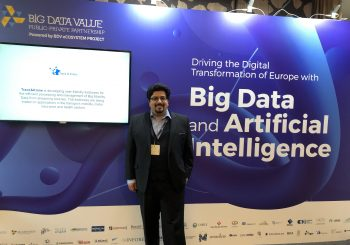 Track & Know presented at annual EU Big Data Value Forum in Helsinki