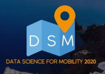 First International Summer School on Data Science for Mobility