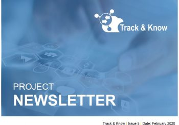 5th issue of Track & Know newsletter online!