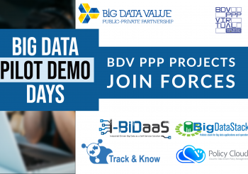 Big Data Pilot Demo Days webinars online now!
