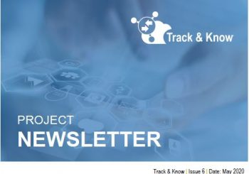 6th Track & Know newsletter online!