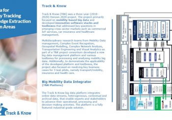 Track & Know brochure available now!